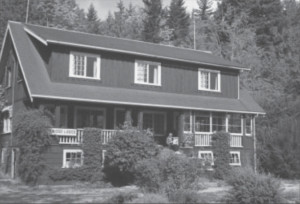 Rockwood Lodge, 1948