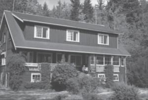 Rockwood Lodge, 1948
